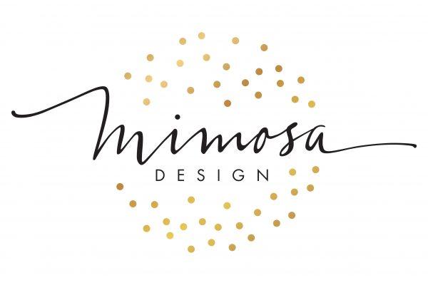 logo Mimosa design